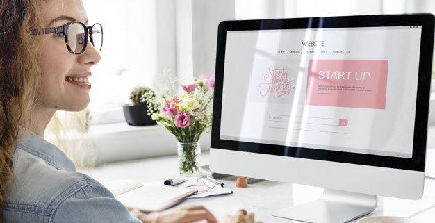 como hacer un sitio web para empresa